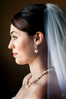 Bride Profile in Blue Harbor Suite