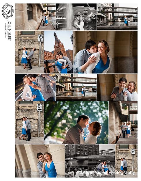 Milwaukee wedding photographer Joel Nisleit Photography
