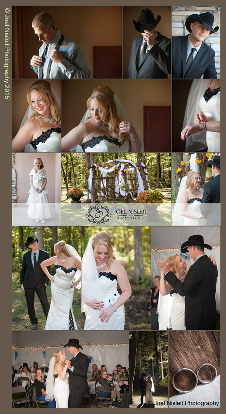 Wisconsin Dells Wedding of Jodi + James