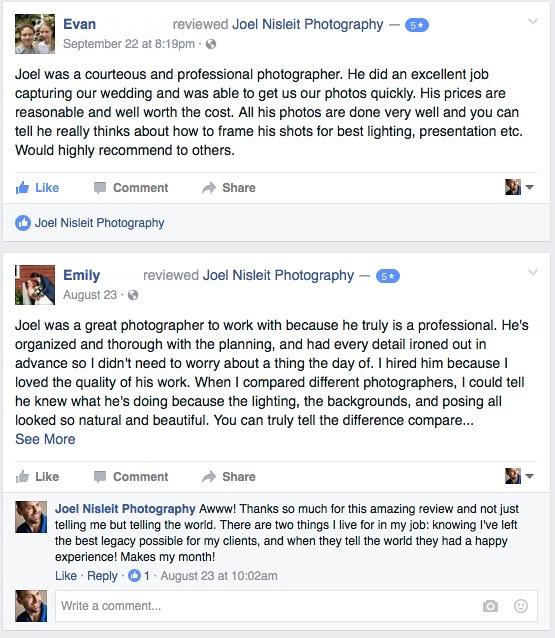 best top rated milwaukee wedding photographer reviews