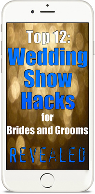 Bridal Show Hacks for Brides and Grooms Booklet
